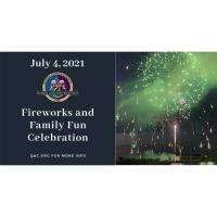 QAC Annual Fireworks and Family Fun Celebration
