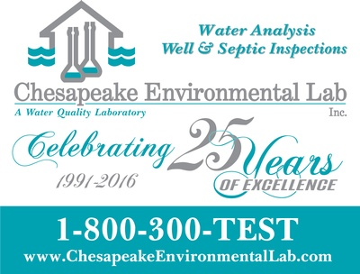 Chesapeake Environmental Lab Inc.
