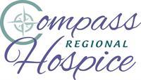 Compass Regional Hospice Social Worker receives Caregivers Award