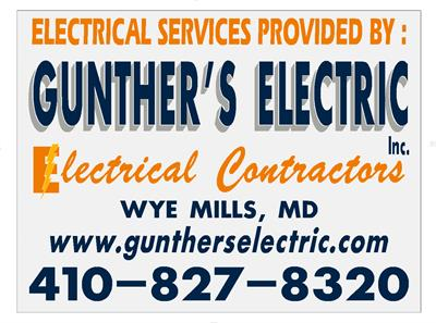 Gunther's Electric Inc.