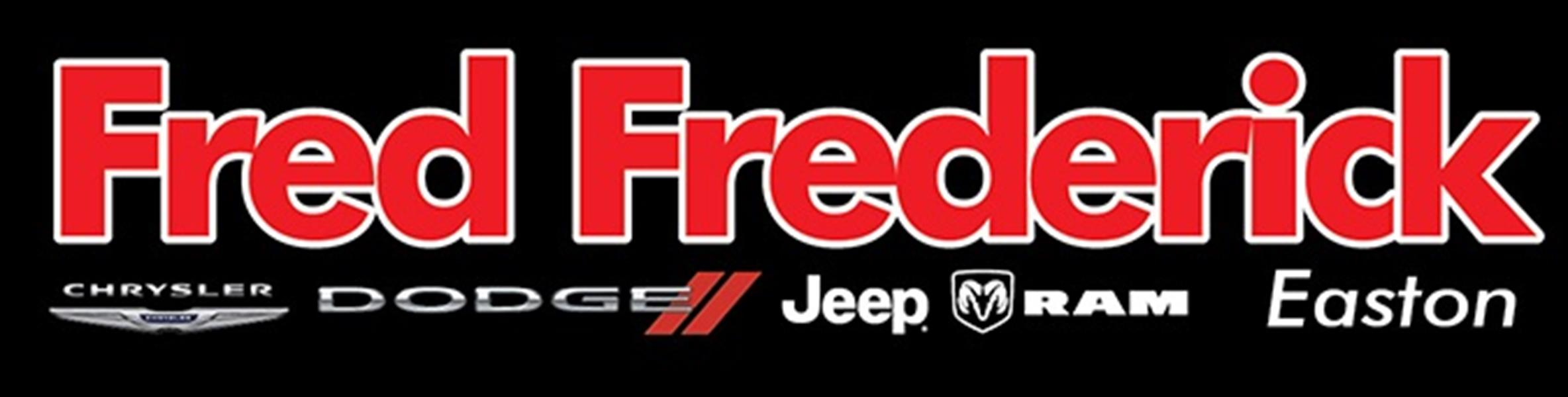 Fred Frederick Chrysler Dodge Jeep Easton