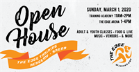 Open House | The Edge Training Academy & Arena