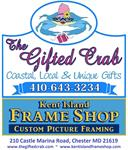Gifted Crab & Kent Island Frame Shop, The