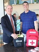 Over 40 area boaters get CPR certified at event hosted by Valliant Wealth Strategies