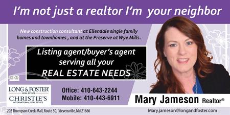 Long & Foster Real Estate -  Mary Jameson