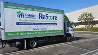 Habitat OC ReStore Donation Truck