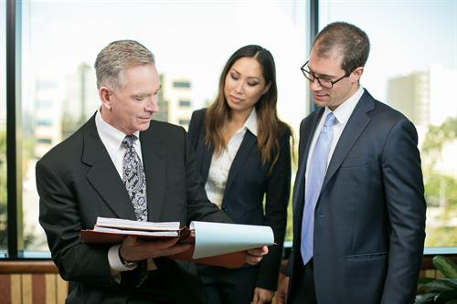 The Reeves Law Group at Work