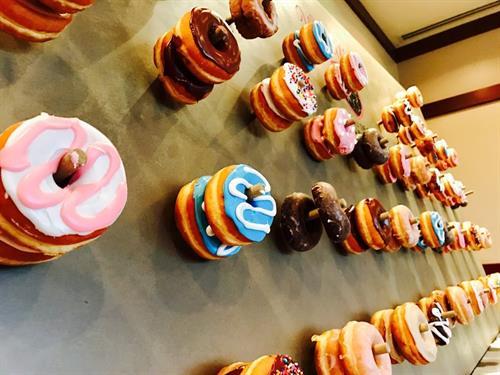 Donut Walls!