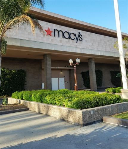 Macy's Main Place Mall