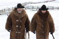 Buffalo Fur Coats