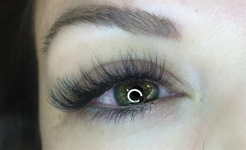 Some more lashes