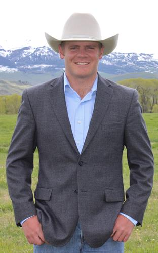 Ben Anson: Farm and Ranch Specialist