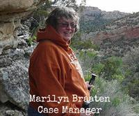 Marilyn Braaten Case Manager