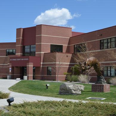 Hot Springs County High School