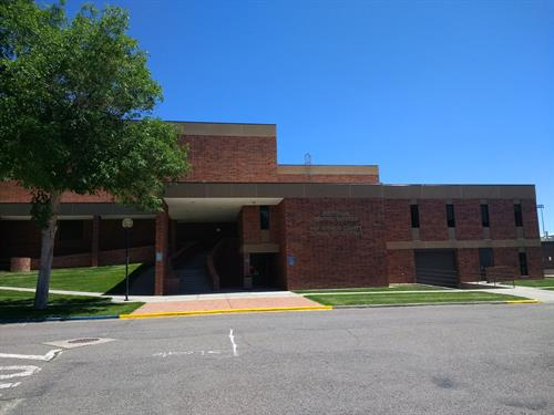 Hot Springs County School District #1 Administration Building