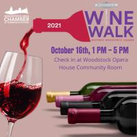 2021 Woodstock Wine Walk