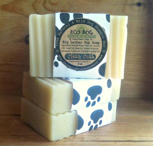 We carry handmade soaps and lotions