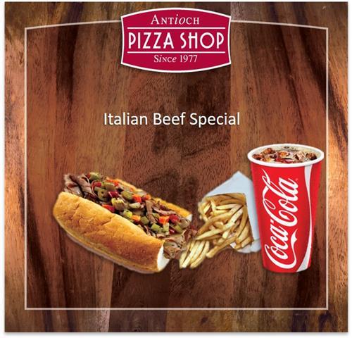 Homemade Italian Beef