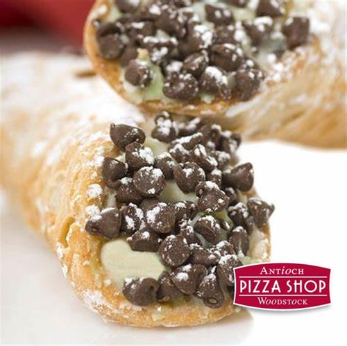 Cannolis Made to Order