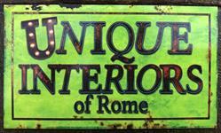 Unique Interiors of Rome