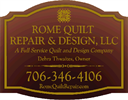 Rome Quilt Repair & Design, LLC