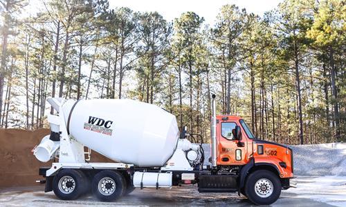 Wayne Davis Concrete-Where Deliver Counts