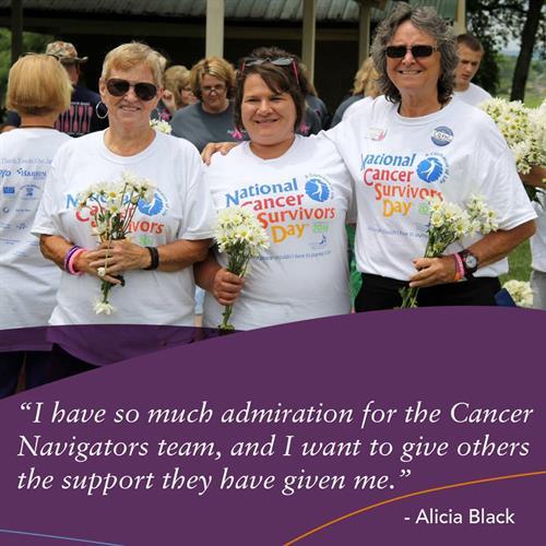 Cancer Navigators Volunteers