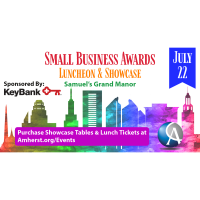 Small Business Awards Luncheon & Showcase 7/22/21