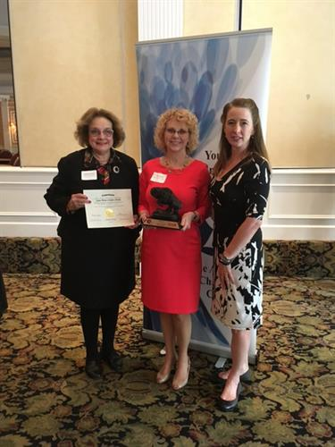 Amherst Chamber WBE award