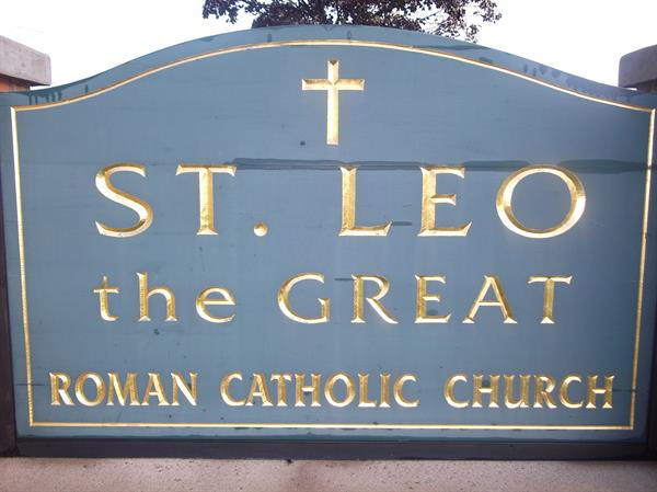 St. Leo the Great Roman Catholic Church