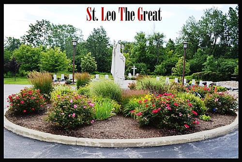 St. Leo the Great Roundabout