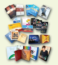 Your business will stand out with custom presentation covers