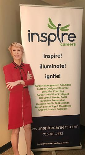 Barbara Corcoran is the Chief Motivation Officer of Inspire Careers