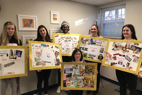 Inspire Careers specializes in Vision Board Workshops to help individuals and teams focus on creating the life they've always wanted