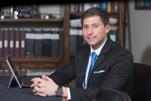 Patent Attorney Michael Vranjes