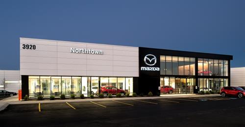 Northtown Mazda 3920 Sheridan Drive  Amherst
