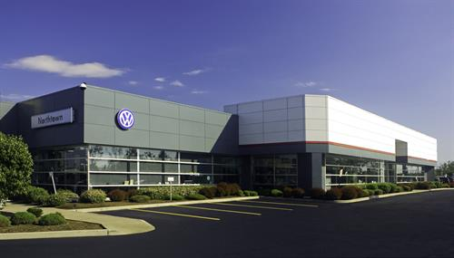 Northtown VW, 1135 Millersport Highway  Amherst