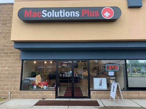 MacSolutions Plus Store Front
