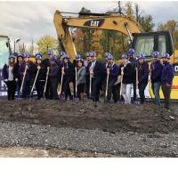HOVER NETWORKS BREAKS GROUND ON NEW HEADQUARTERS IN AMHERST