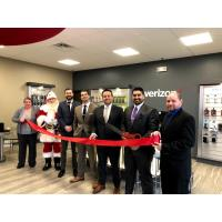 VERIZON AGENT 'CELLULAR SALES' OPENS THIRD STORE IN AMHERST