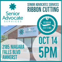 GRAND OPENING: Senior Advocate Services opens their newest location in Amherst
