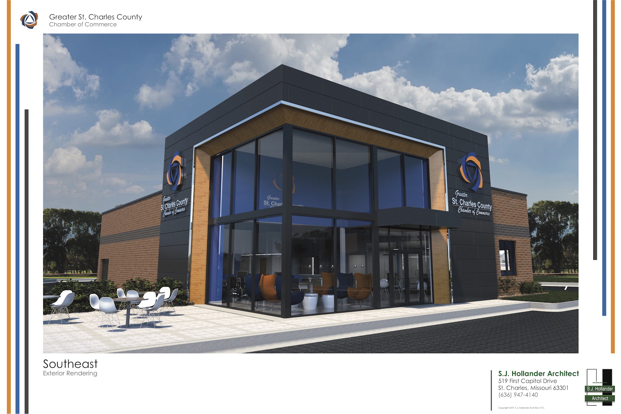 Chamber Unveils Renderings for New Offices
