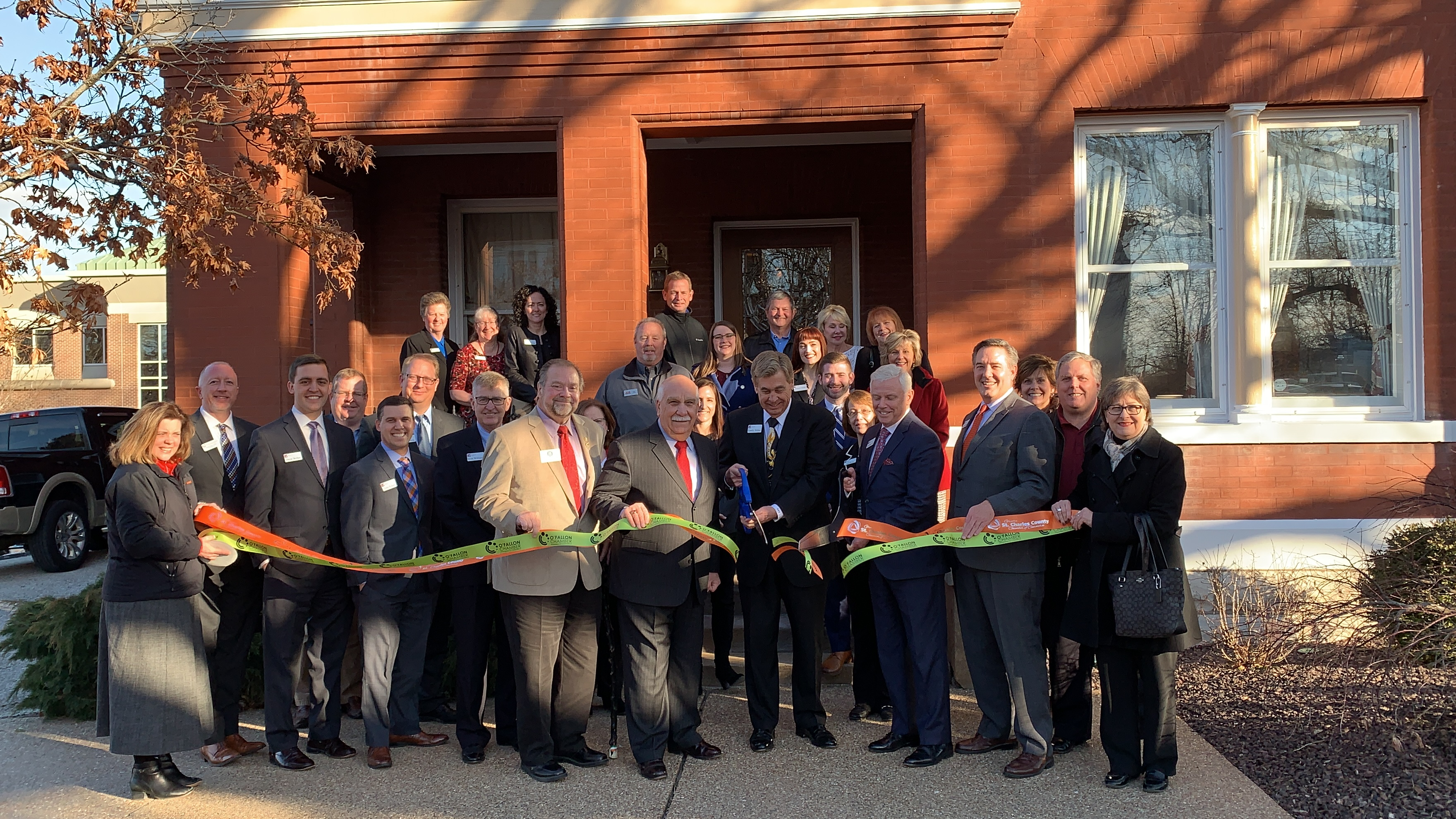 Image for Hamilton Weber LLC Celebrates  20th Anniversary with Ribbon Cutting
