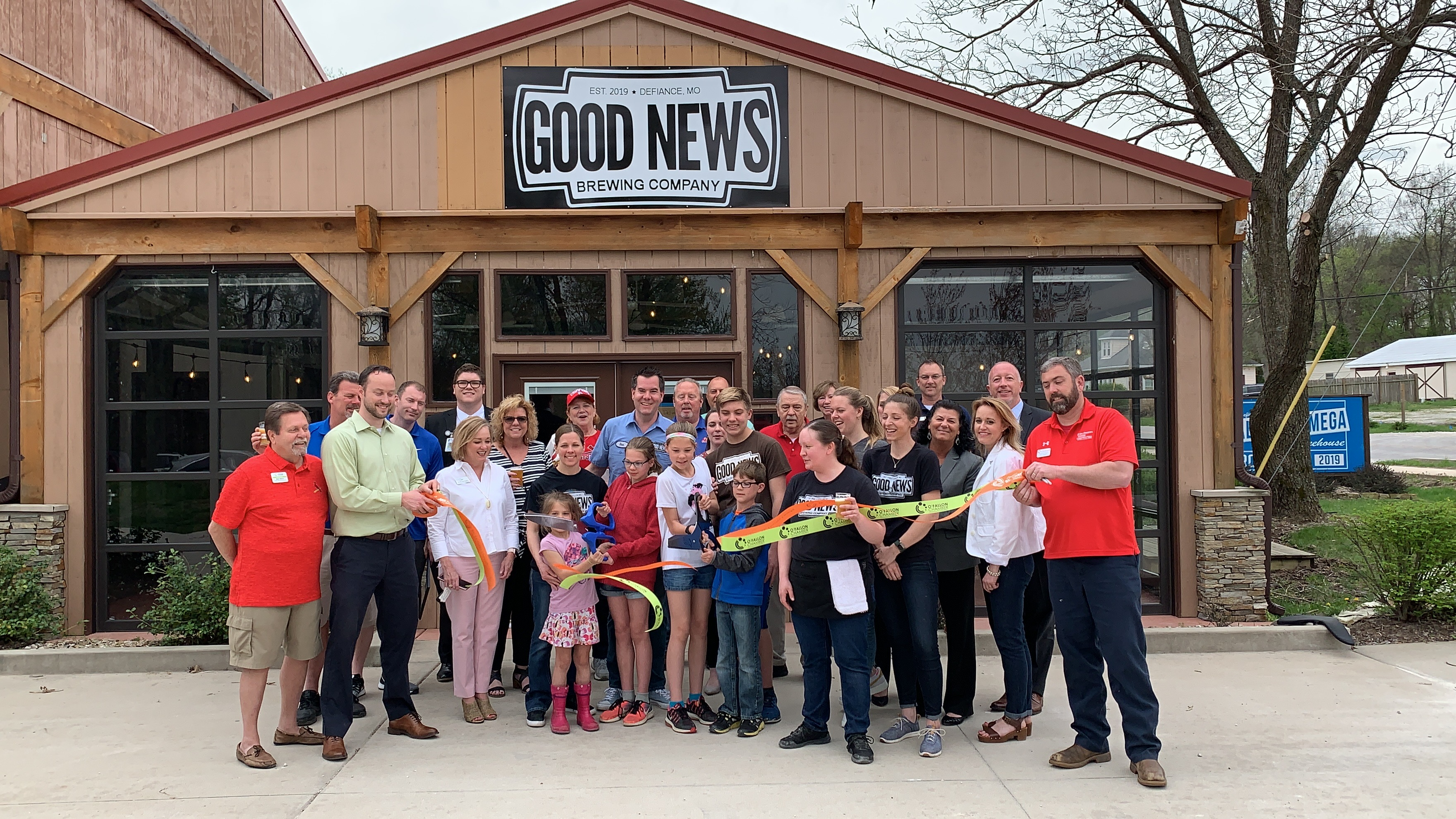 Image for Good News Brewing Defiance Celebrates Grand Opening with Ribbon Cutting