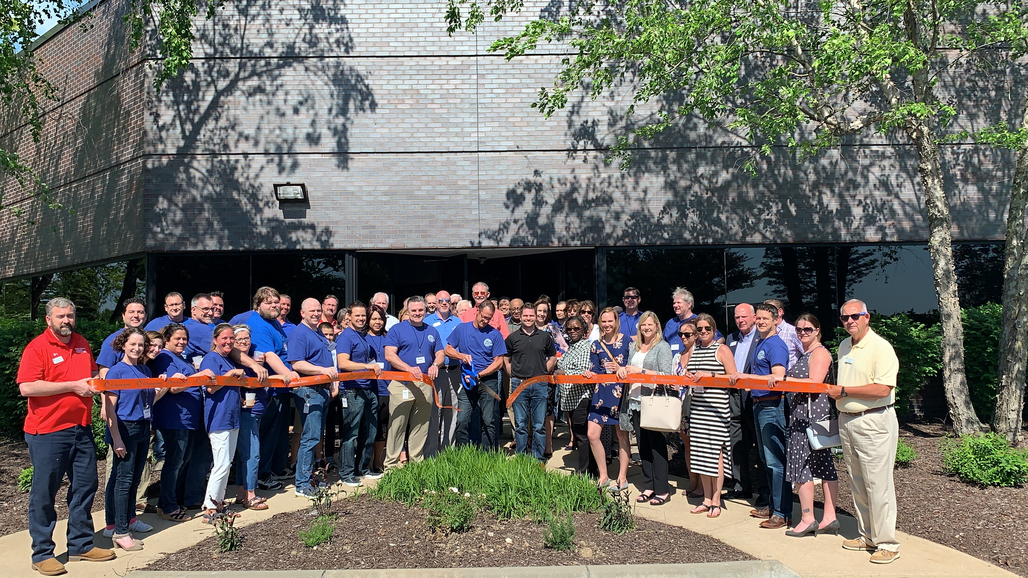 Turnkey Technologies Celebrates  25th Anniversary with Ribbon Cutting