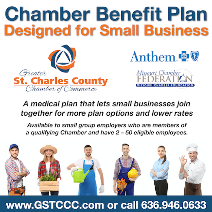 Chamber Benefit Plan health insurance now available across Missouri