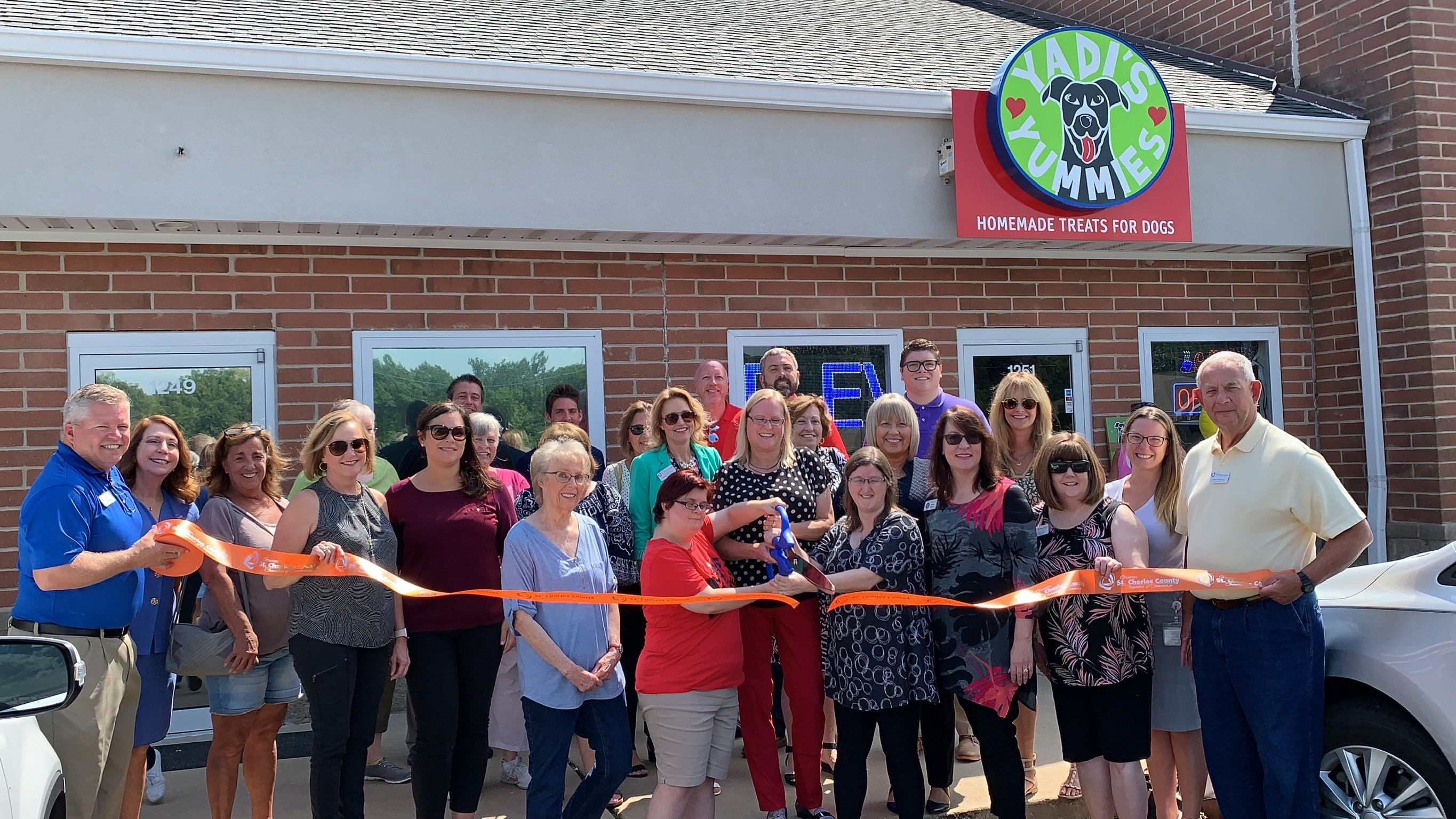 Image for Yadi's Yummies Celebrates Grand Opening with Ribbon Cutting Celebration