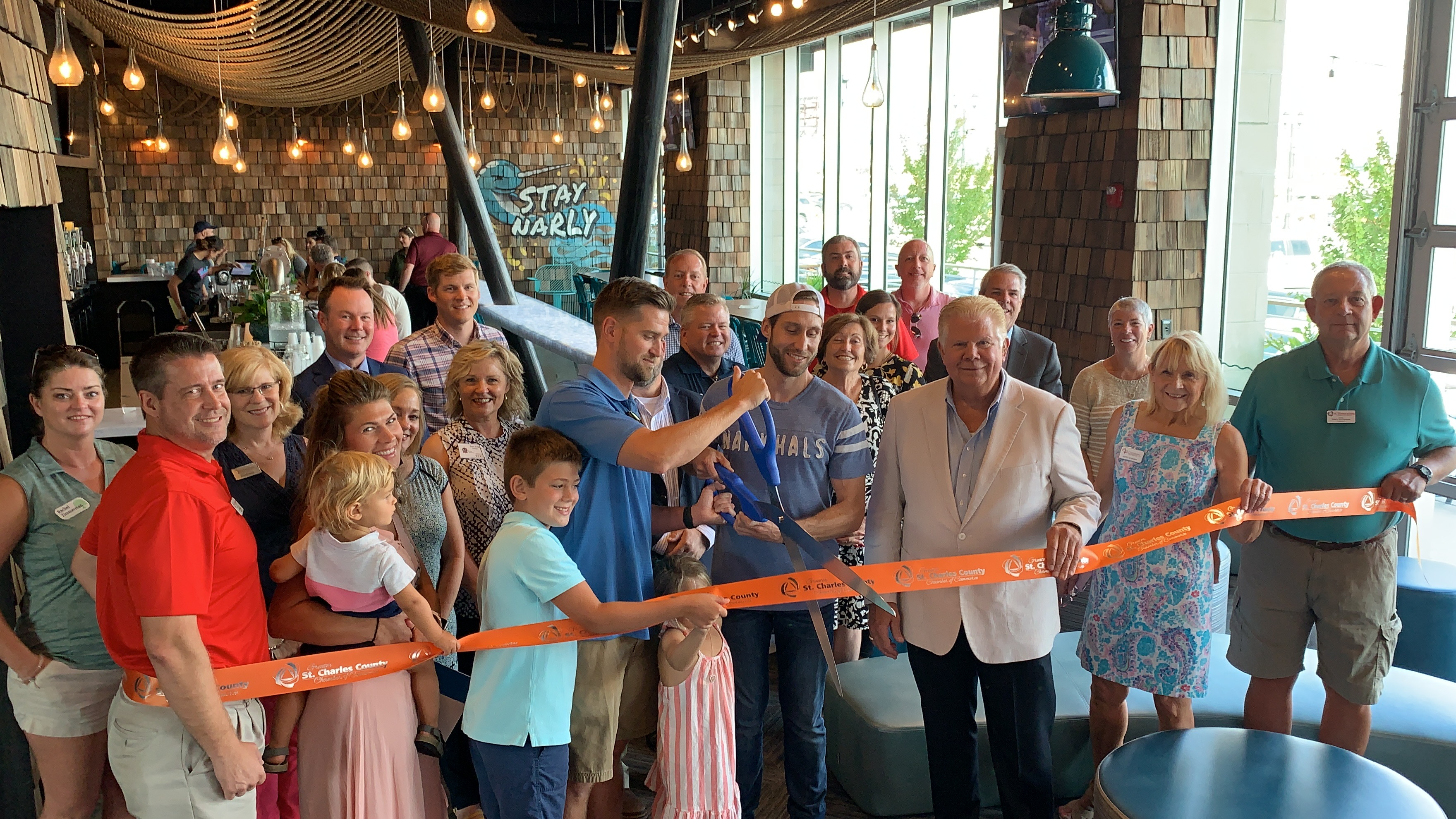 Narwhal's Crafted Celebrates Grand Opening with Ribbon Cutting Celebration