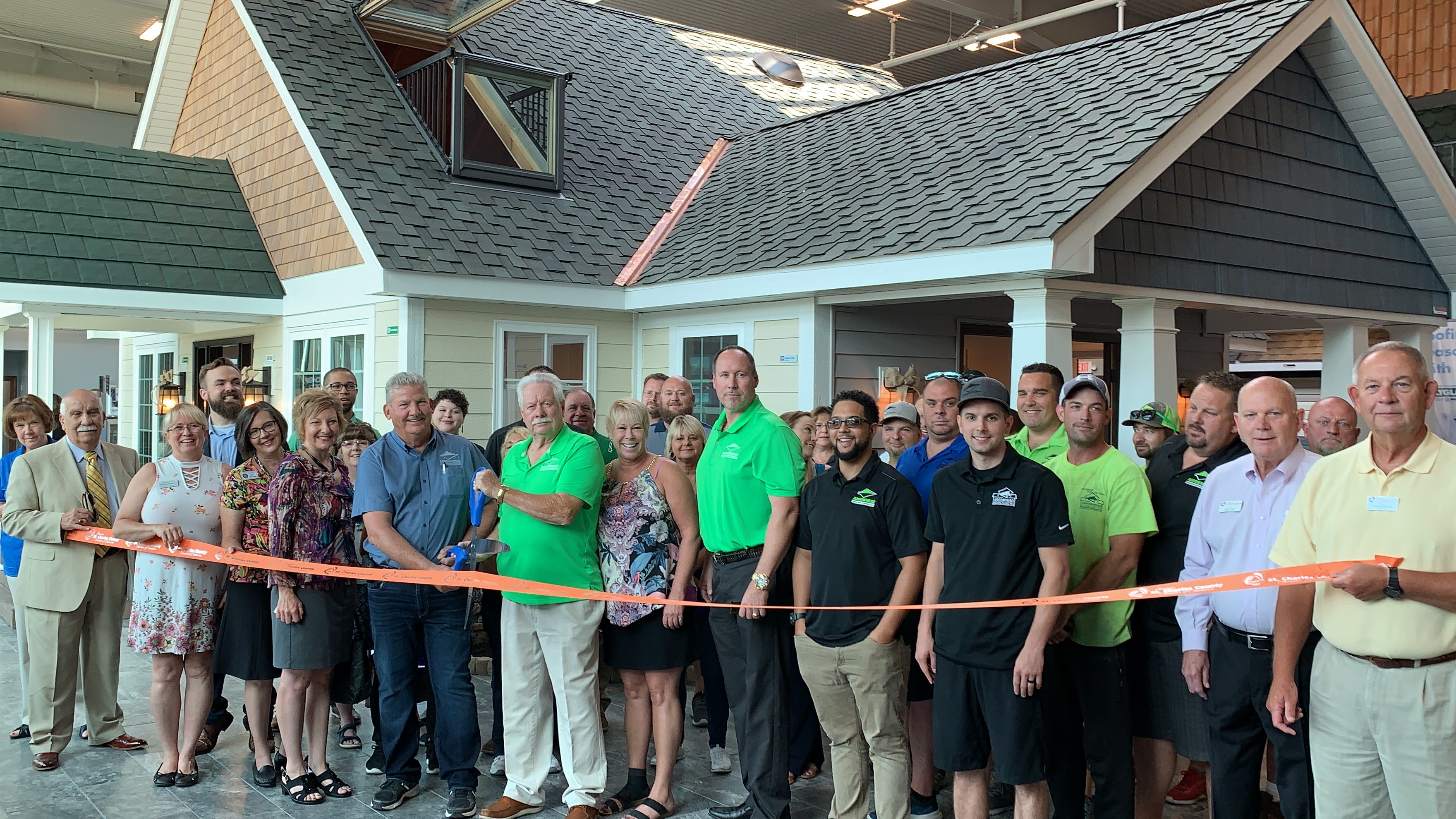 Image for Arrowhead Building Supply, Inc. Celebrates New Building with Ribbon Cutting