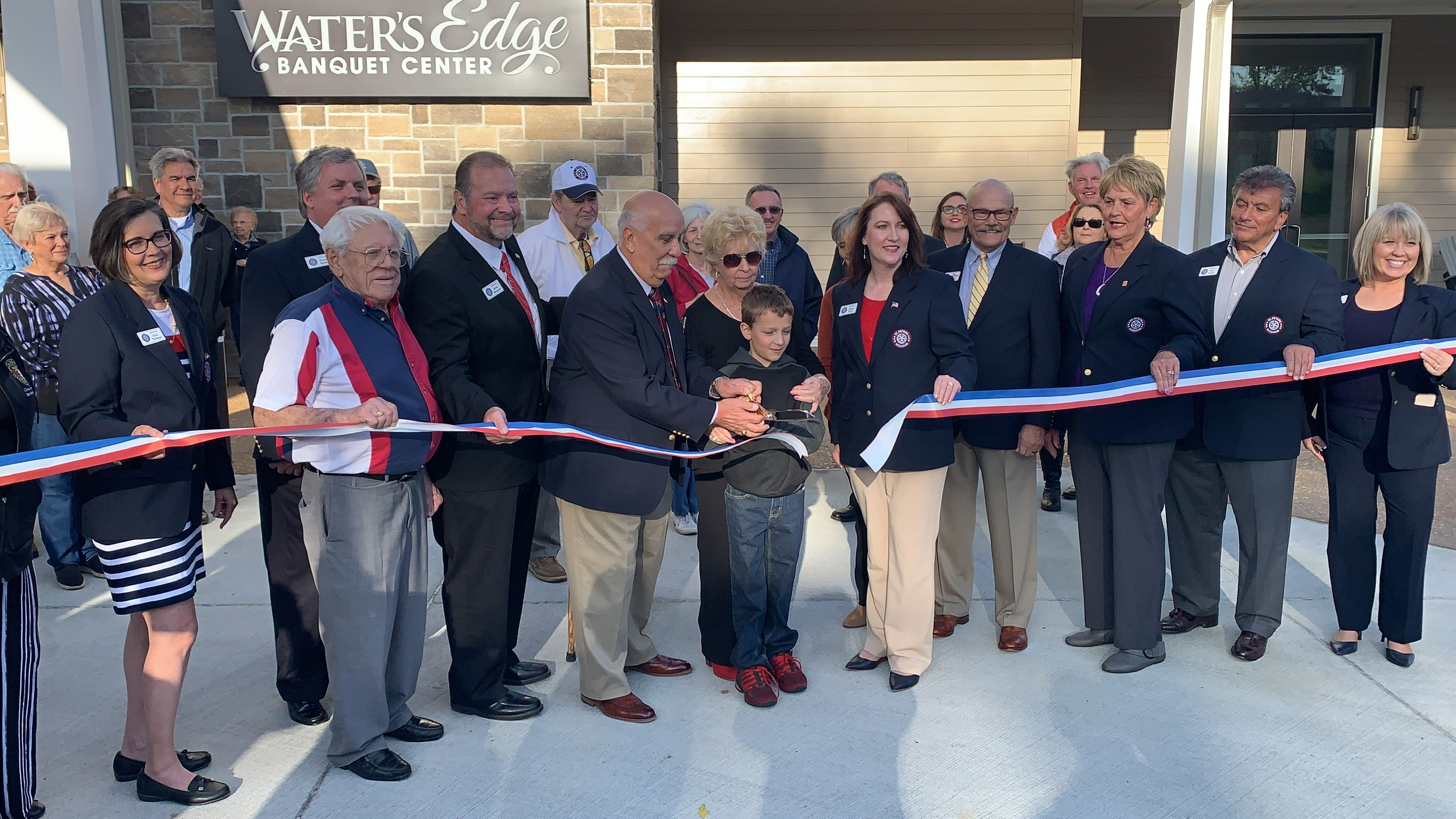 Image for St. Peters Golf & Banquet Center Celebrates  Grand Opening with Ribbon Cutting